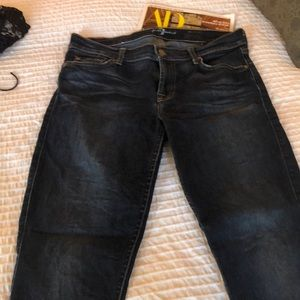 Seven for all mankind jeans (skinny ankle)